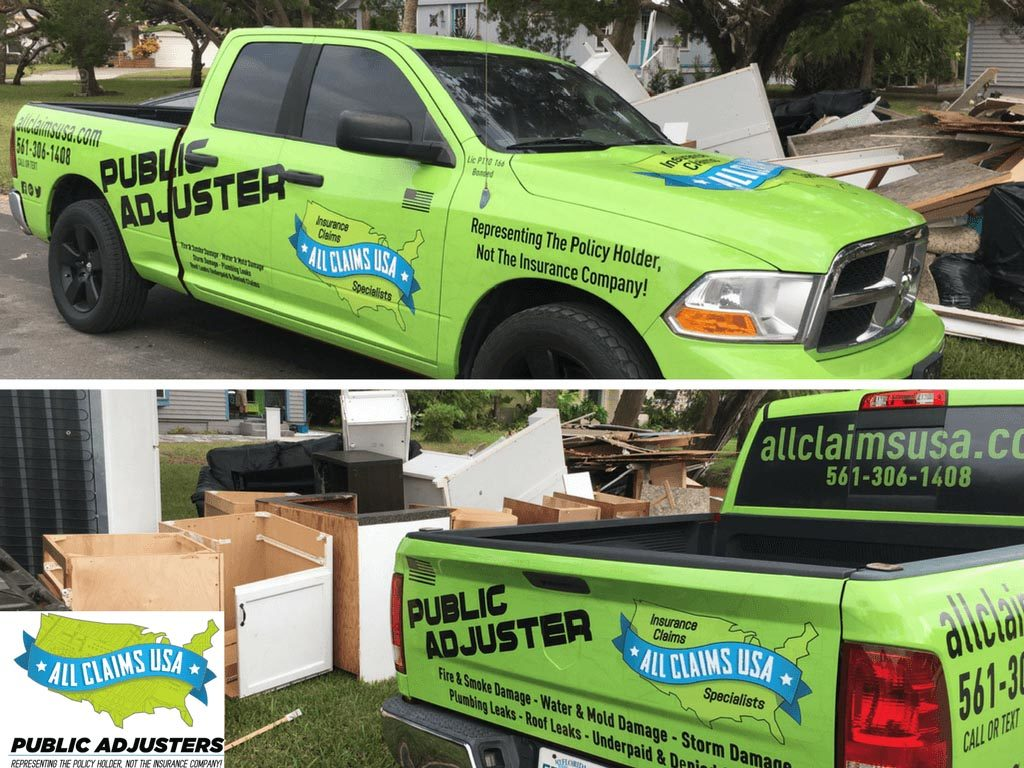 all claims usa public adjusters