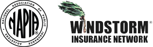 public adjuster NAPIA windstorm insurance network