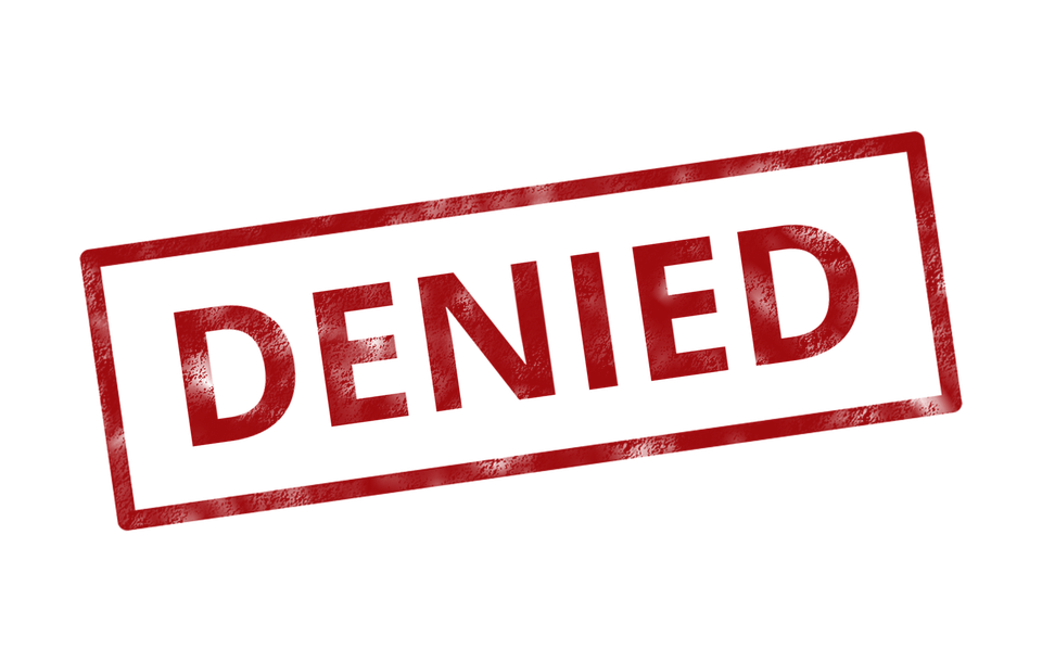 denied homeowners insurance claim