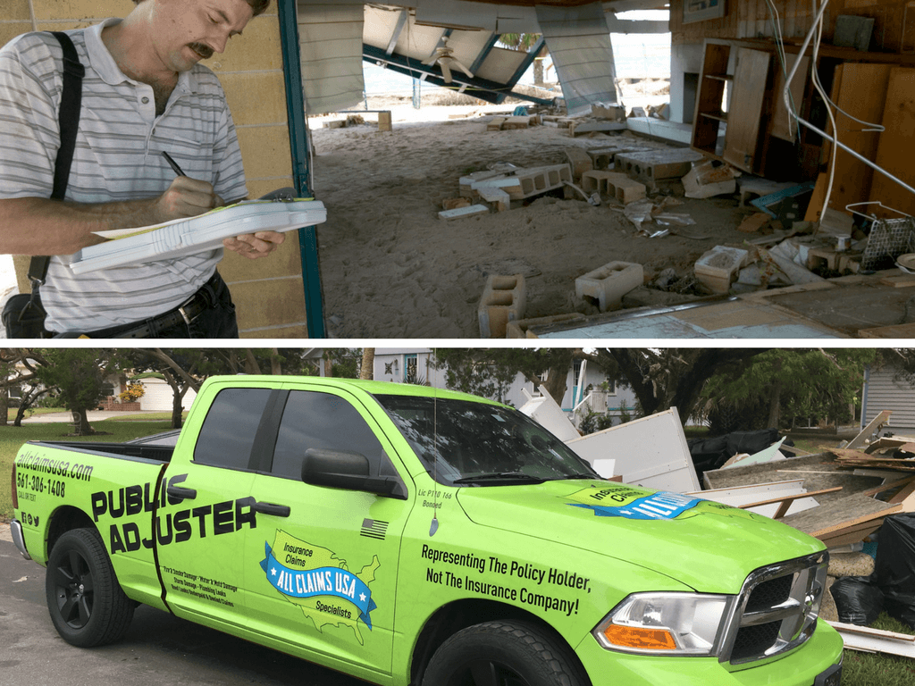 what do public adjusters do?