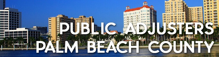 public adjusters palm beach