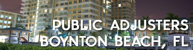public adjuster boynton beach
