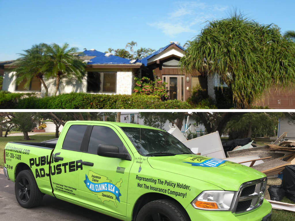 public adjusters for hurricane damage