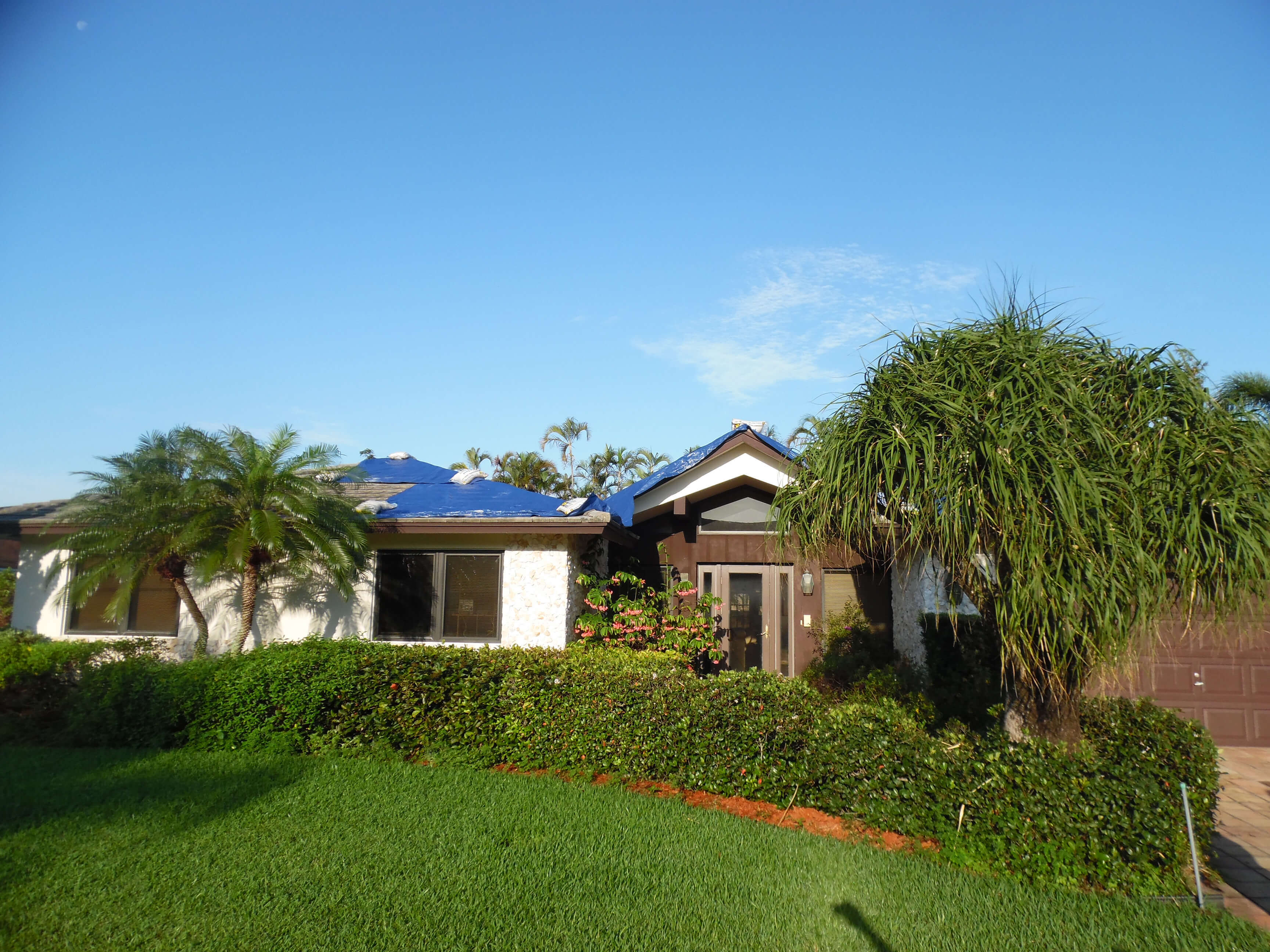 Roof Leak Damage In Boca Raton All Claims Usa Public